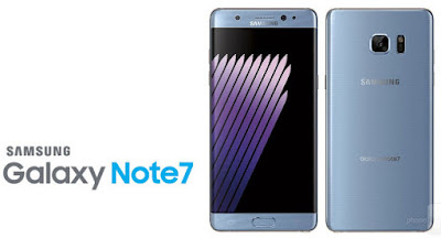 Discount Samsung to the user Note 7