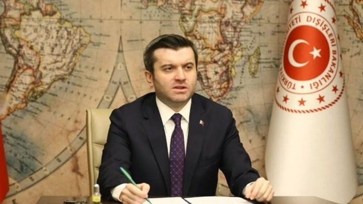 Στην Ξάνθη με εντολή Ερντογάν ο Τούρκος υφυπουργός Εξωτερικών