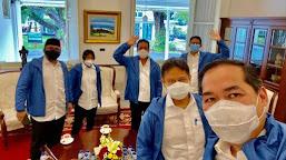 Ini Nama Menteri yang di Resuffle Oleh Presiden Jokowi