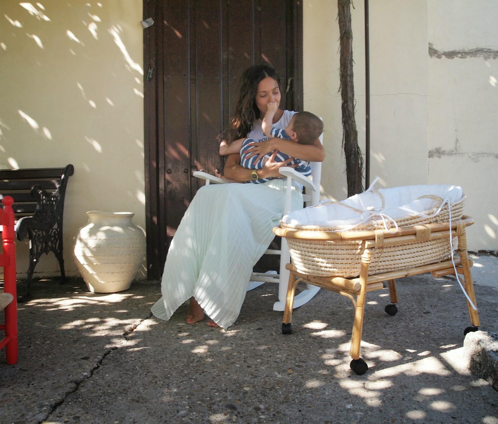 cestos moiss minicunas cunas de mimbre artesana para tu beb