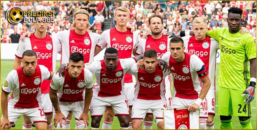 Profil Ajax Amsterdam, Klub Tersukses Belanda dengan Puluhan Gelar Domestik