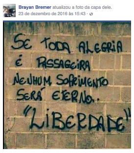 Morri De Sunga Branca Preso Foge Da Cadeia Faz Selfie E Vira Meme