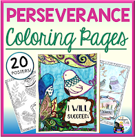 perseverance coloring pages