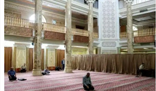 All mosques in Iran have reopen temporarily on Tuesday, as part of the government's plan to ease coronavirus restrictions.They will be open for three days to commemorate specific nights during the holy month of Ramadan, and have been asked to comply with strict health protocols.
