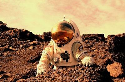 Űrhajós filmek 2000-es évek, a vörös bolygó