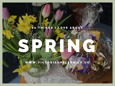 VictoriaaHelenn: 20 Things I Love About Spring