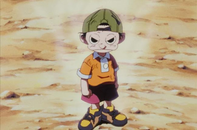 Fuusuke (Ninku) - Karakter Anime Berkekuatan Angin Terkuat