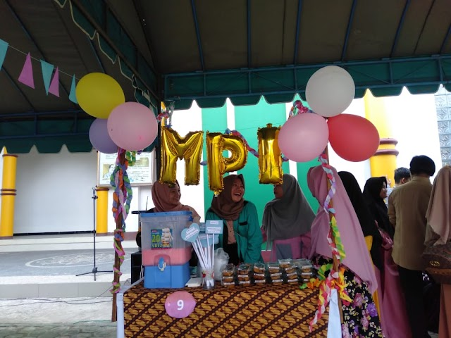 HPMS MPI BELAJAR WIRAUSAHA DALAM EXPO KEWIRAUSAHAAN 2019