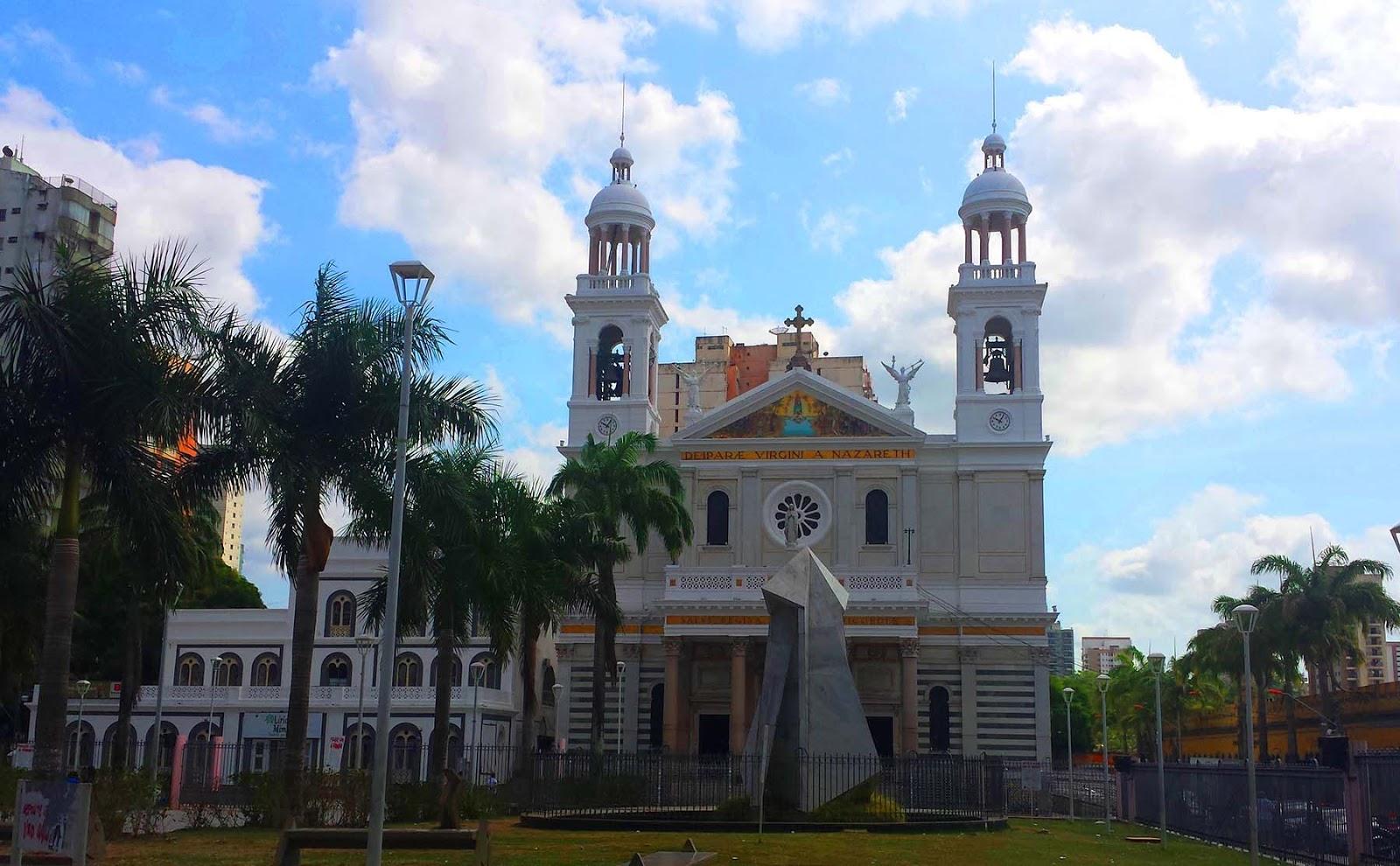 Basílica Nossa Senhora de Nazaré, Belém do Pará.