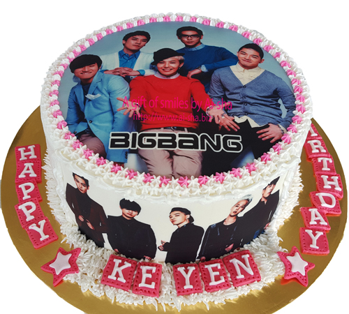 BIGBANG KPOP Birthday