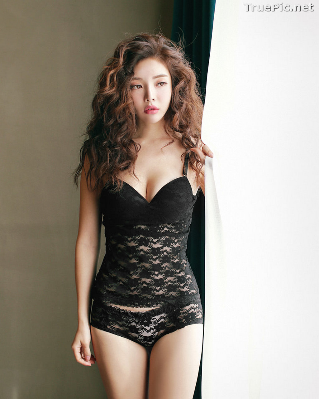 Image Korean Fashion Model – Jin Hee – Sexy Lingerie Collection #1 - TruePic.net - Picture-1