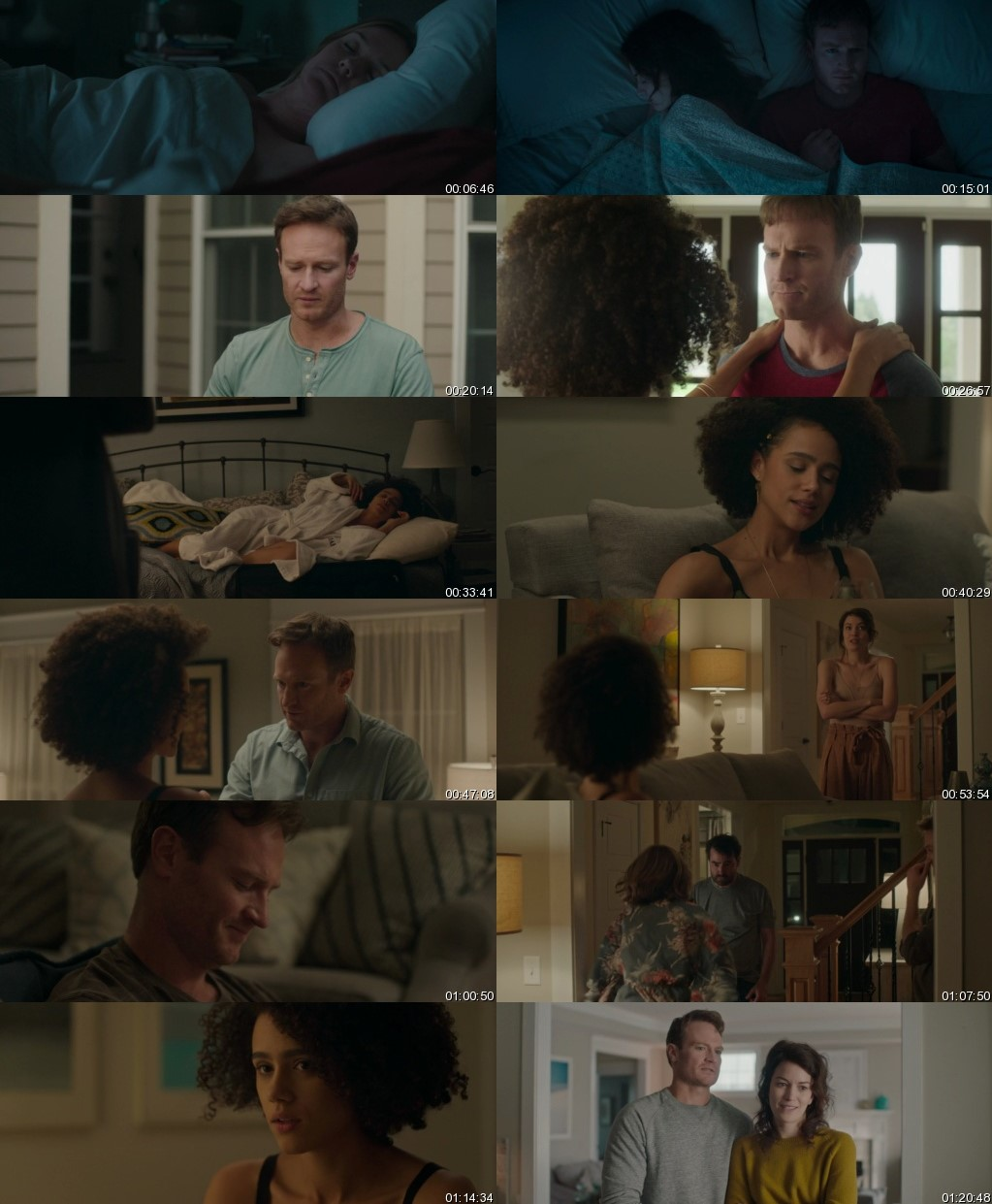 Holly Slept Over 2020 HDRip 720p