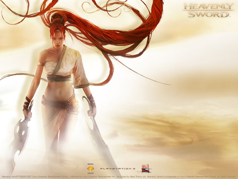 I M A Game Heavenly Sword Ps3