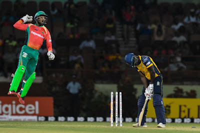 CPL 2019 SKN VS GUY 4th match Cricket Win Tips