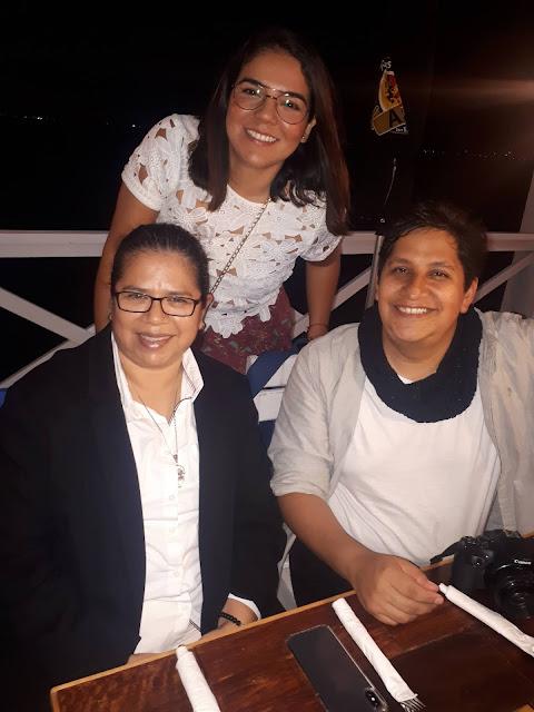 Eugenia Montes, Génesis Carvajal y Perro Cocinero.