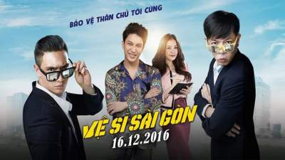 Saigon Bodyguards (2016) Hindi Dubbed 480p Telugu + Tamil Full Movies
