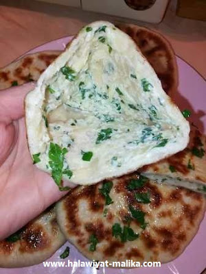 خبز النان الهندي