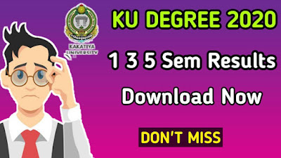 KU-Degree-1-3-5-Semester-Results-Out-Now-2020