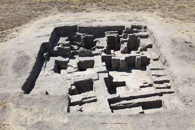 Cuisine of early farmers revealed by analysis of proteins in pottery from Çatalhöyük