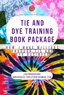 Tie And Dye Business Training