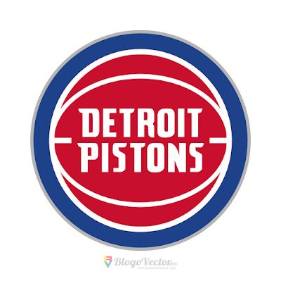 Detroit Pistons Logo Vector