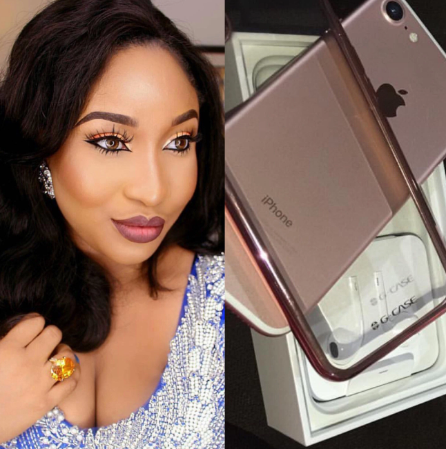 tonto dikeh iphone 7 husband