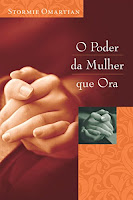 Capa do livro o poder da mulher que ora
