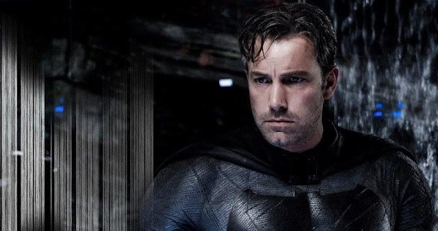 The Batman en lugar de La Liga de la Justicia 2