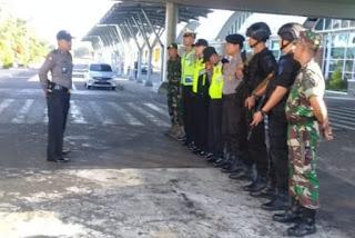 Lokasi Strategis Sasaran Utama Pengamanan Lebaran di Loteng