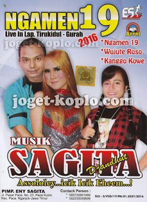 Musik Sagita Ngamen 19 2016