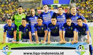 Persib Bandung Bawa 20 Pemain ke Markas Sriwijaya FC, Termasuk Febri-Zola
