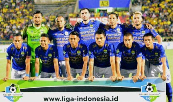 Persib Bandung Bawa 19 Pemain ke Papua