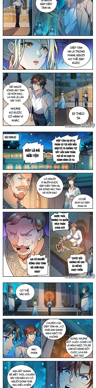 Toàn Chức Pháp Sư Chương 752 - Vcomic.net