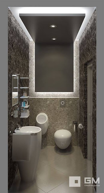 dwell of decor 20 luxury small tiny functional bathroom. Black Bedroom Furniture Sets. Home Design Ideas