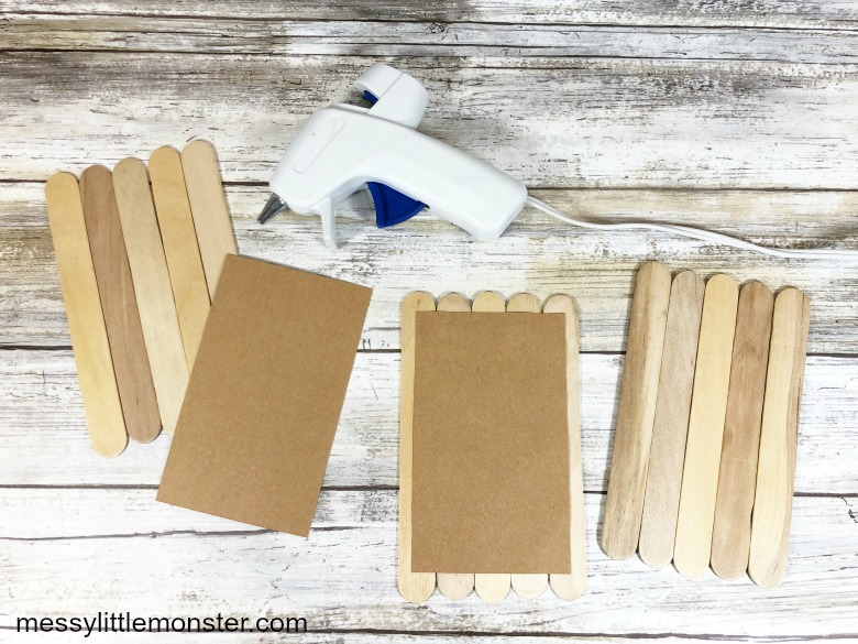 How to Make Arctic Animal Popsicle Stick Craft