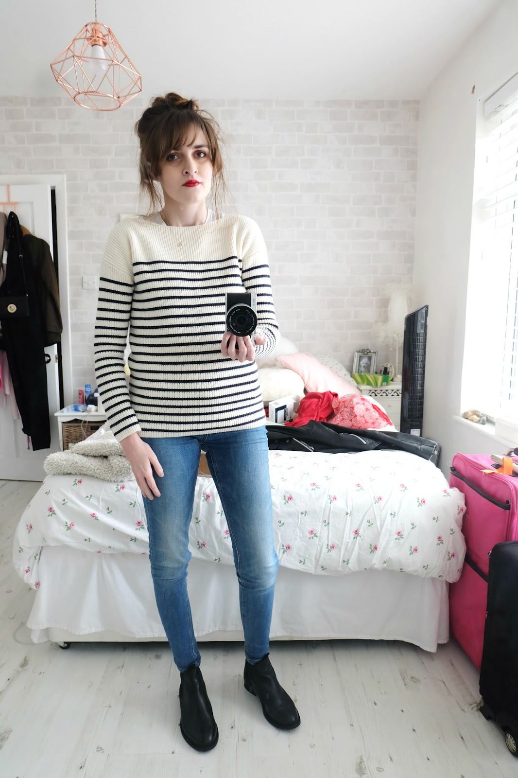 gap striped nautical jumper review