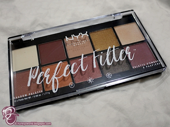 Nyx But Naked Eyes Palette