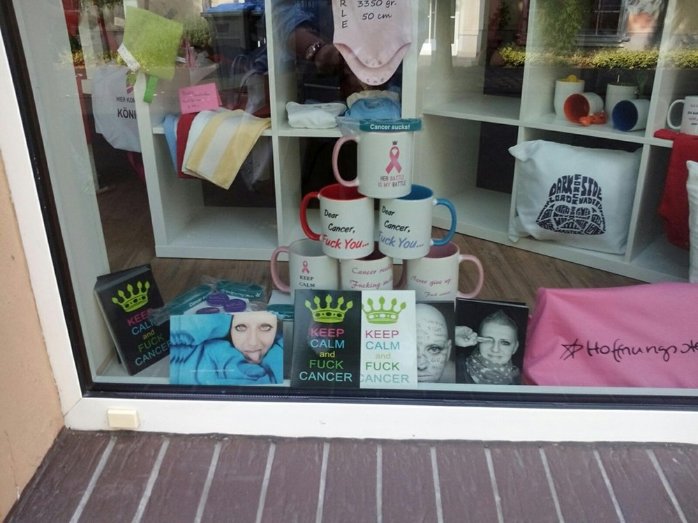 Klebemonster24 shop-window store in Ahrweiler
