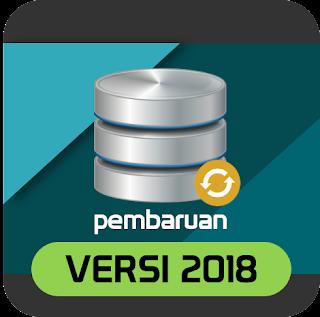 Download Aplikasi Dapodikdasmen Versi 2018 Tahun Pelajaran 2017/2018 Semester 1