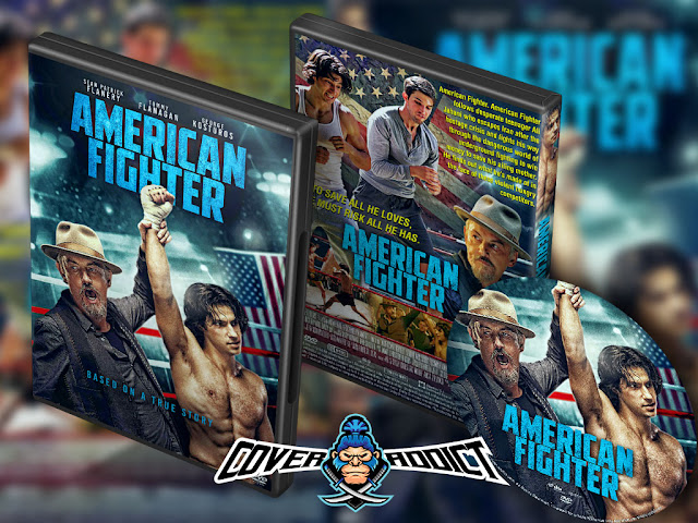 American Fighter (2020) DVD Cover