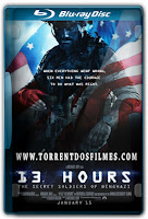 13 Horas Os Soldados Secretos de Benghazi (2016) Torrent – BluRay 720p | 1080p Dual Áudio 5.1