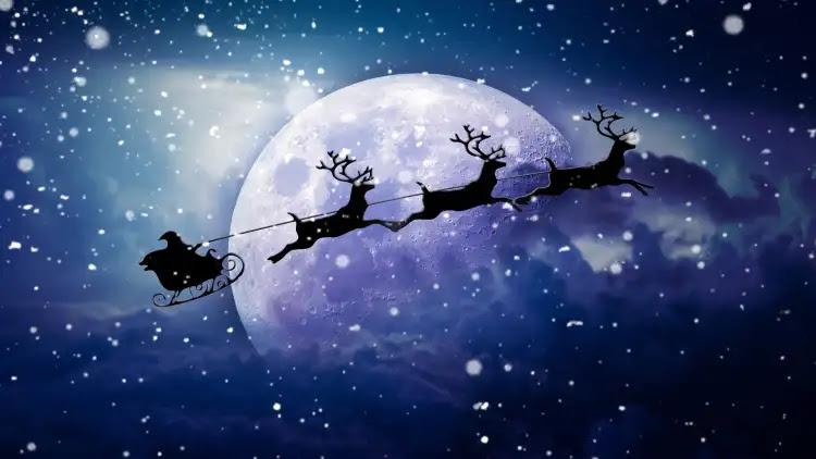 Esiste Babbo Natale Si O No.La Porta D Oro Babbo Natale Esiste Davvero