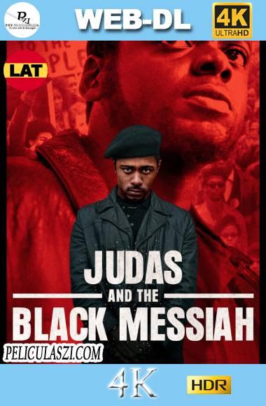 Judas y el Mesías Negro (2021) Ultra HD WEB-DL 4K HDR Dual-Latino VIP