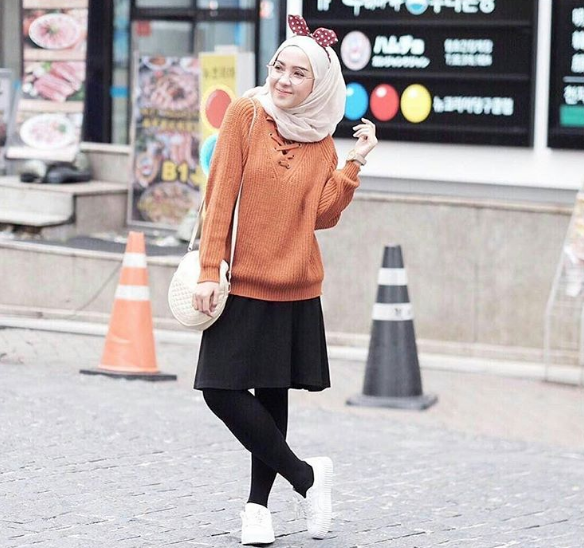 model hijab modis remaja