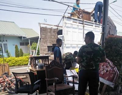 Sewa Truk Pindahan Jakarta Semarang