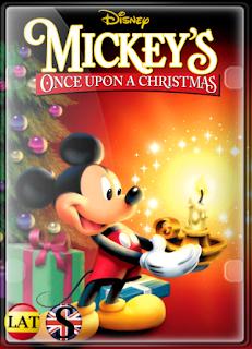 Mickey Celebra la Navidad (1999) HD 720P LATINO/INGLES