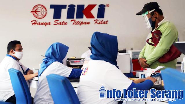 Lowongan Kerja Front Office PT. Cipta Van Titipan Kilat (Tiki) Cabang Serang