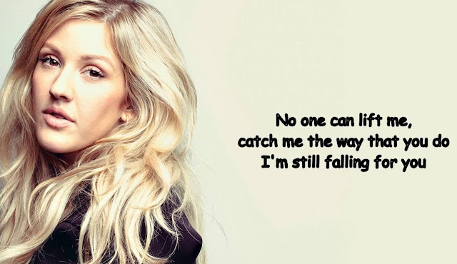 Ellie Goulding - Still Falling For You Lyrics || Still Falling For You Lyrics Meaning