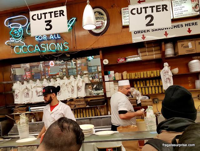 Katz's Delicatessen, Nova York