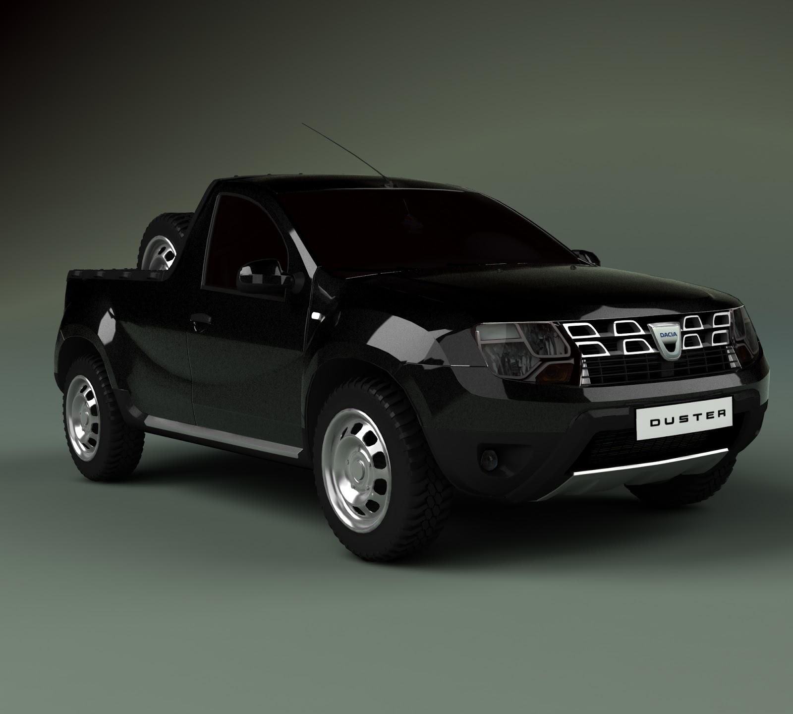 dacia duster pick up 2014 c toxic racer 39 s. Black Bedroom Furniture Sets. Home Design Ideas